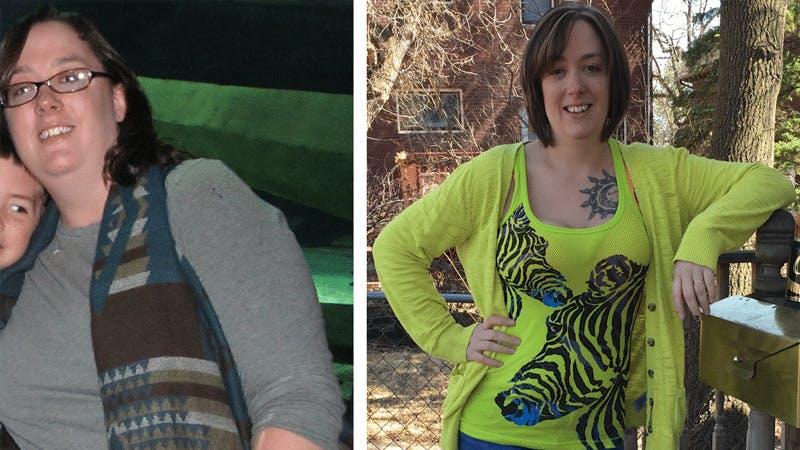 Cómo Rikki perdió 25 kg con ayuda de la dieta keto