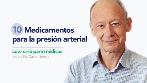 Low carb para médicos: Medicamentos para la presión arterial