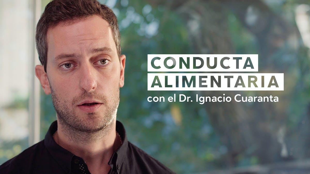 Conducta alimentaria, <br>nueva serie de videos