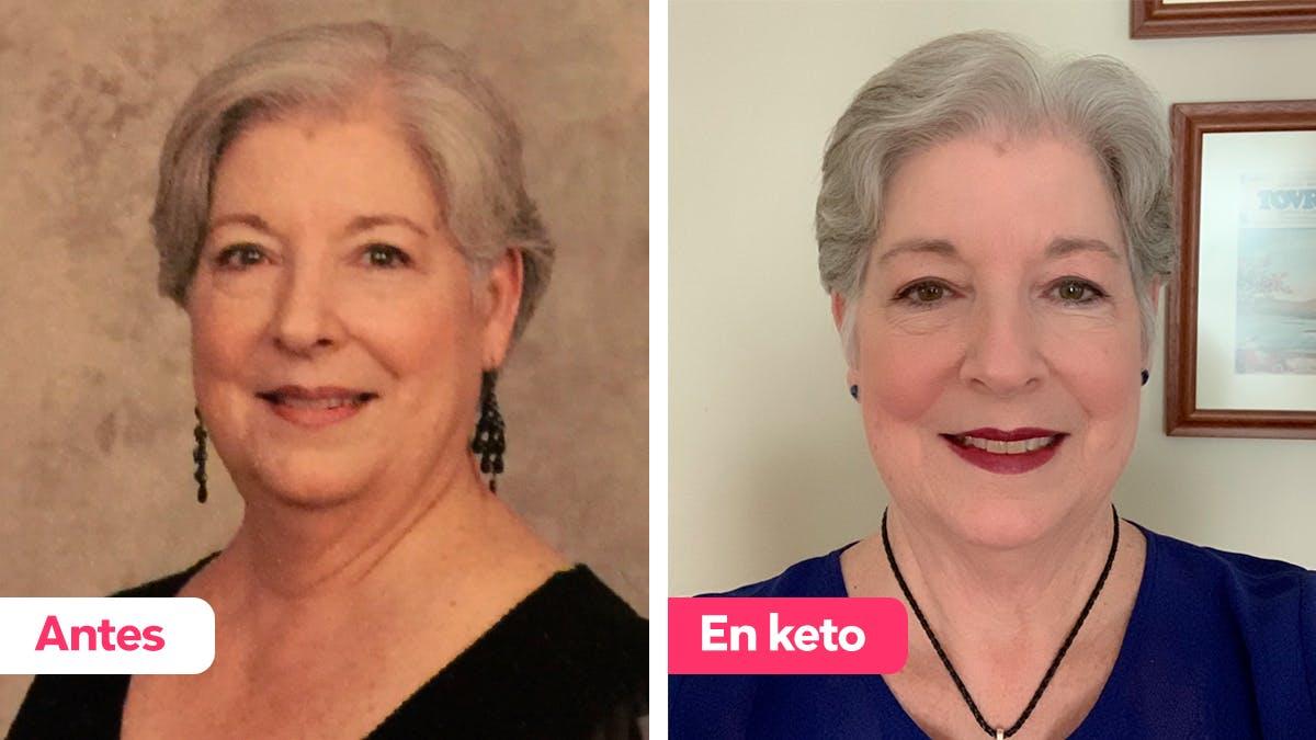 """""""Decir que la dieta keto ha cambiado mi vida es quedarse corto"""""""
