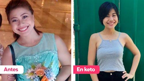 Doctora usa la dieta keto con sus pacientes en Filipinas