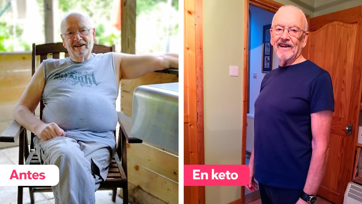 Cómo Mike corrigió la diabetes de tipo 2 en cinco meses
