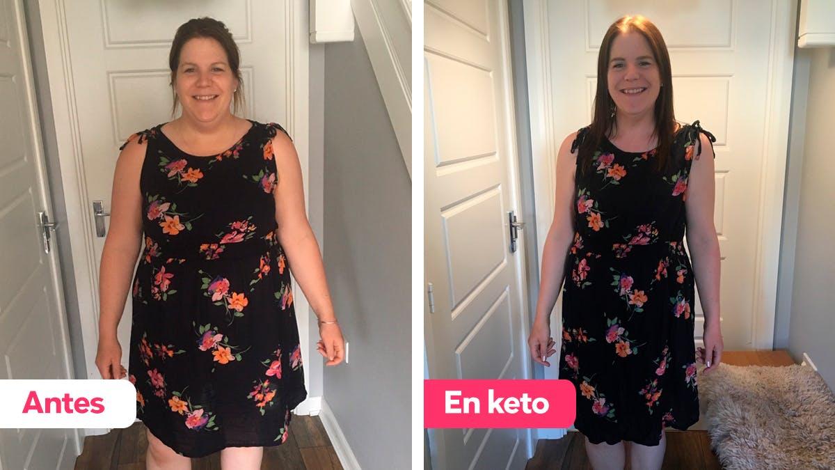 Cómo Abi perdió 32 kg con la dieta baja en carbos