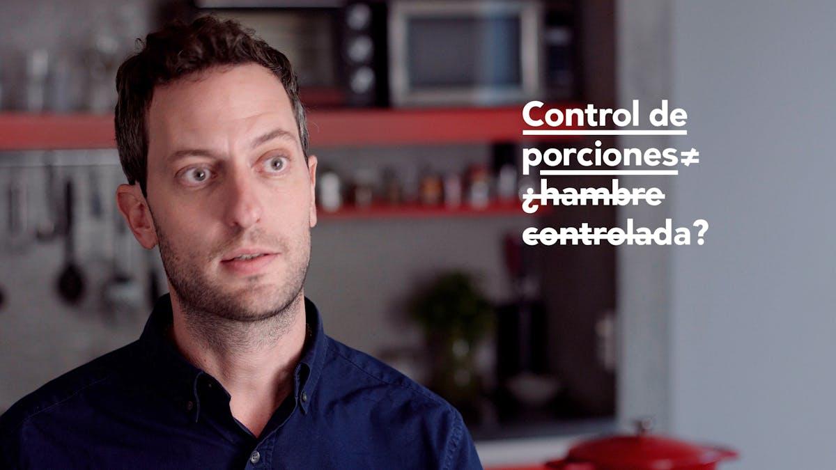 6. Control de porciones