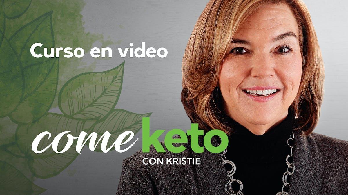 Curso en video: Come keto con Kristie