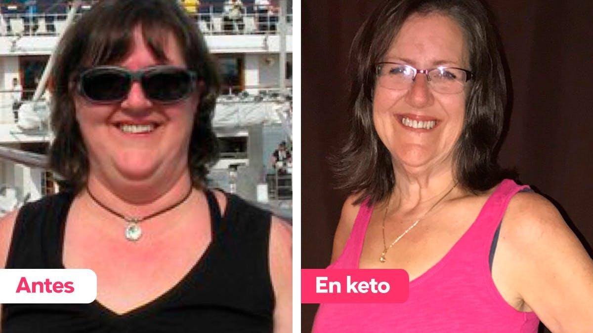 """""""Gracias por todo lo que hacen, Diet Doctor. Me han cambiado la vida"""""""