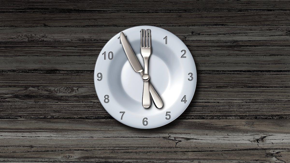 La alimentación con restricción de tiempo llega a primera línea