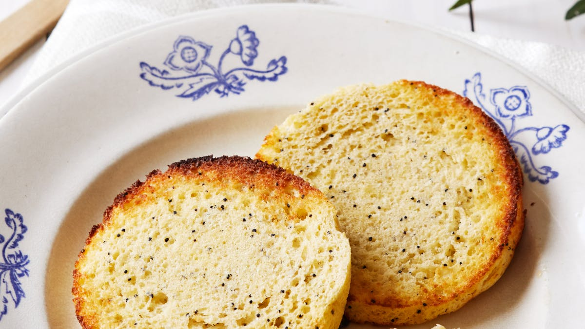 Nueva receta con video: Pan de taza keto