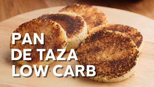 Pan de taza low carb