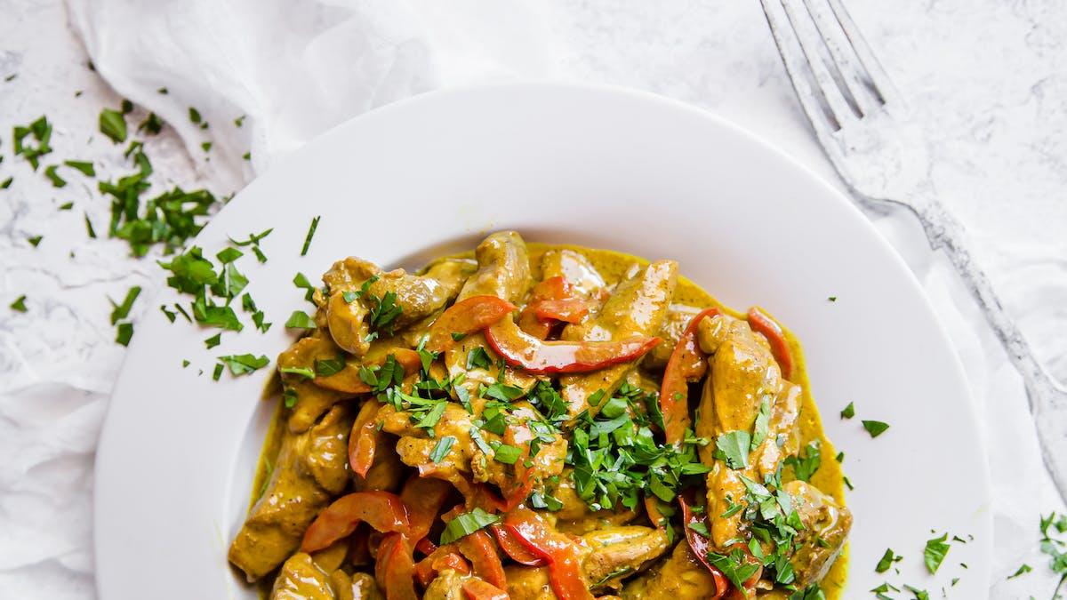 Nueva receta con video: Garam masala de pollo