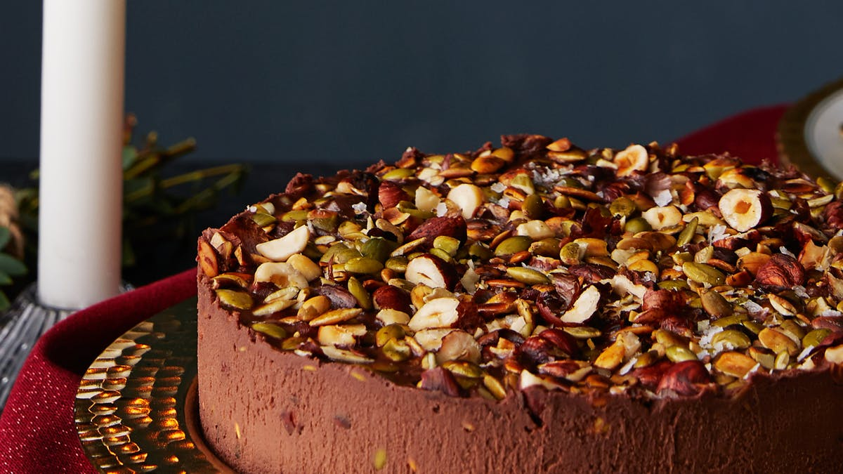 Nueva receta con video: Torta de chocolate keto sin horno