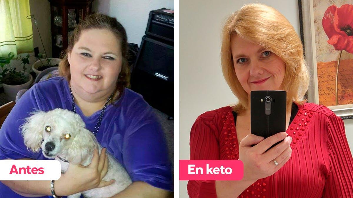 """Historia de éxito: """"Cada vez estoy más sana"""""""