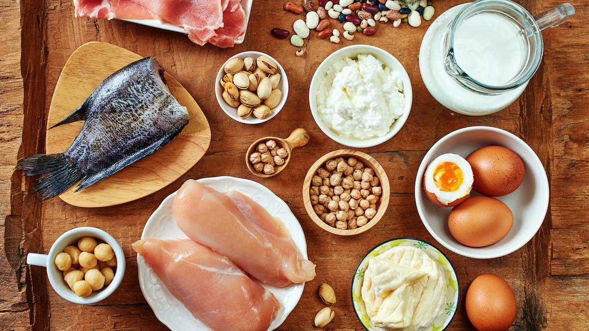 ¿Cuánta proteína debemos comer?