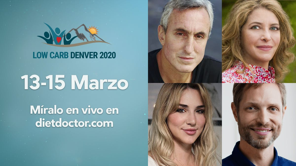 Conferencia Low Carb Denver 2020