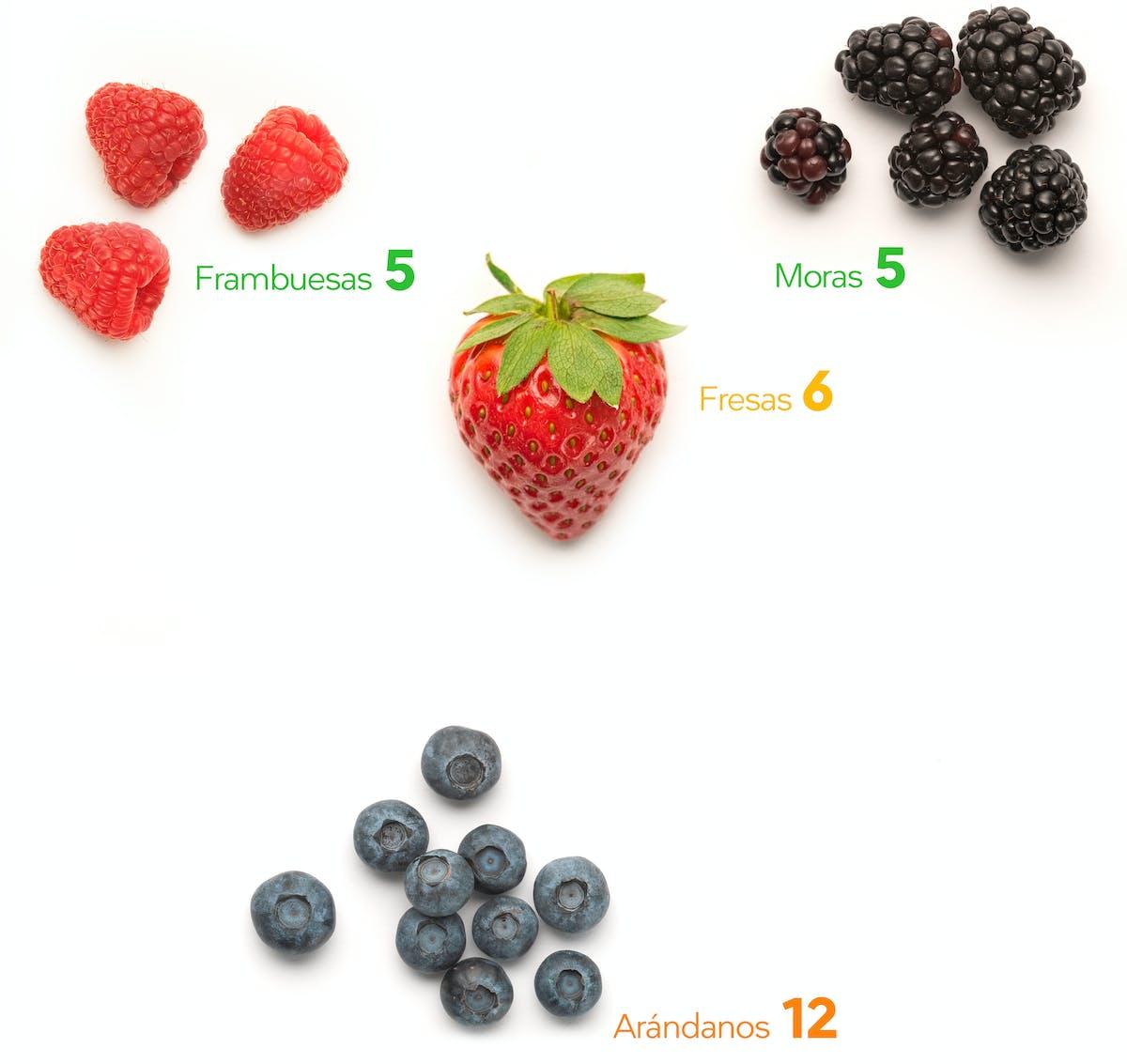 que frutas se puede comer en la dieta cetosisgenica