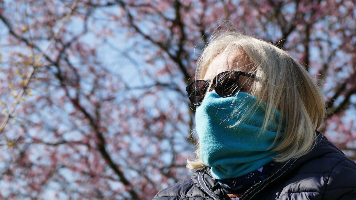 Los organismos de salud recomiendan las mascarillas caseras