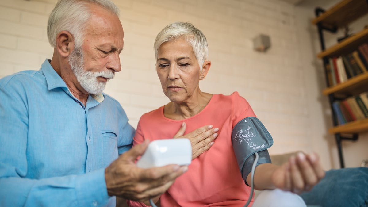 ¿Cuál es una presión arterial normal?
