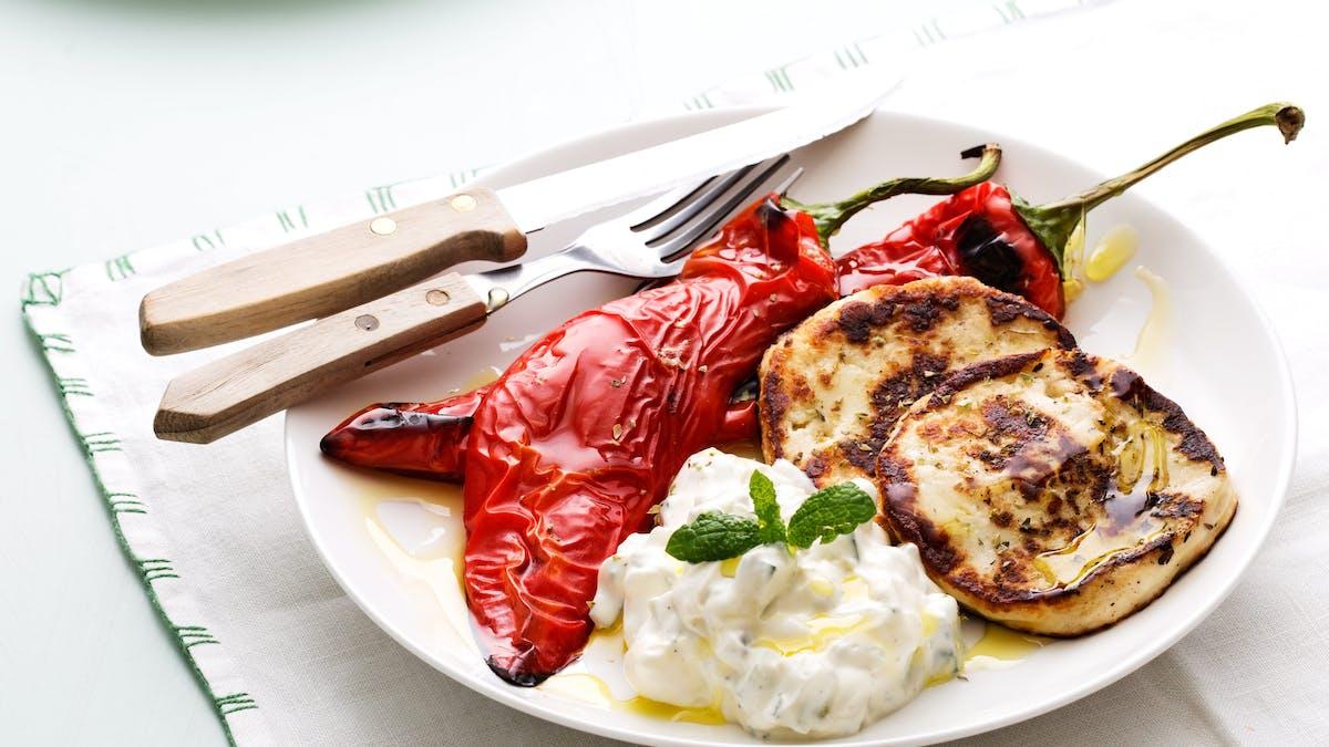 Recetas vegetarianas bajas en carbohidratos