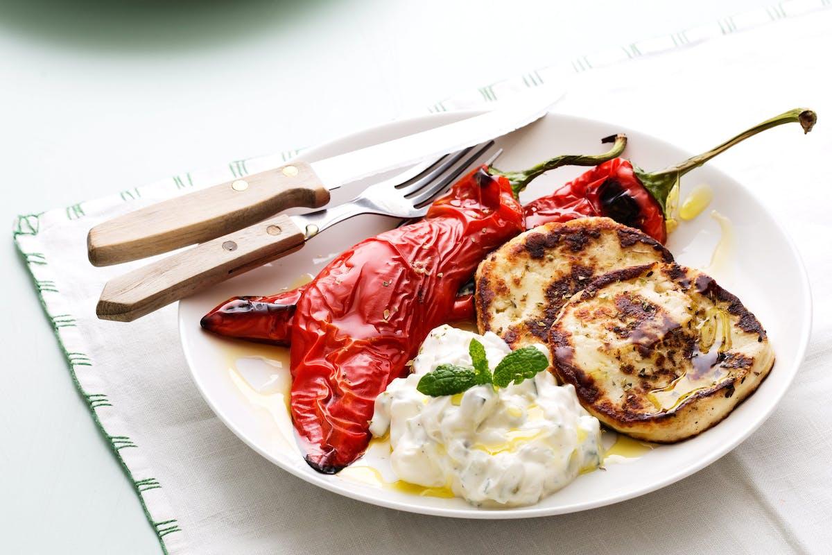 Recetas vegetarianas keto y low carb