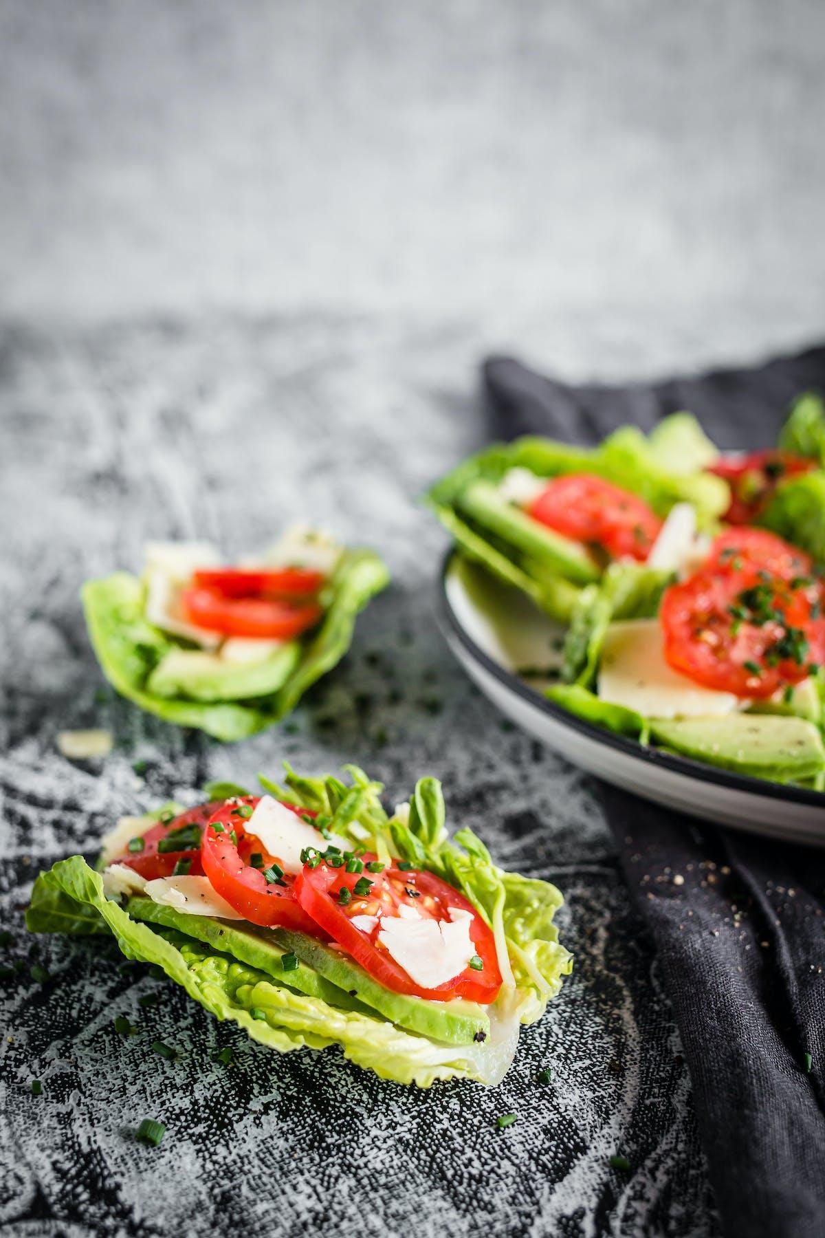 Sándwiches de ensalada