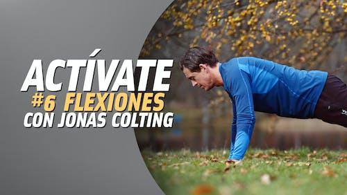 Actívate #6: flexiones