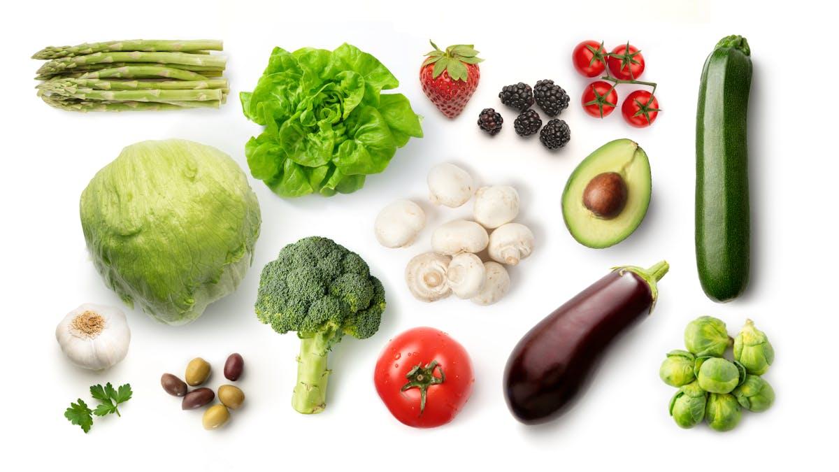 Verduras bajas en carbohidratos: las mejores y las peores