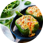 Low carb vegetariano