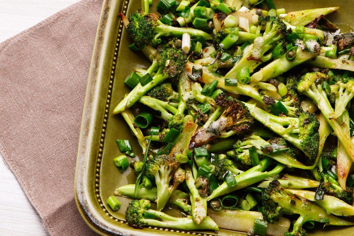 Recetas bajas en carbohidratos y keto con brócoli