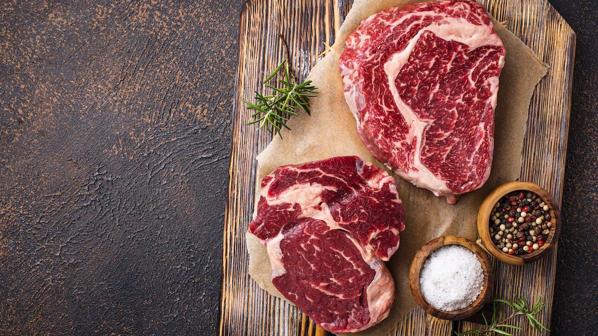 La carne roja mejora los marcadores de glucosa e insulina sin efectos adversos en la inflamación
