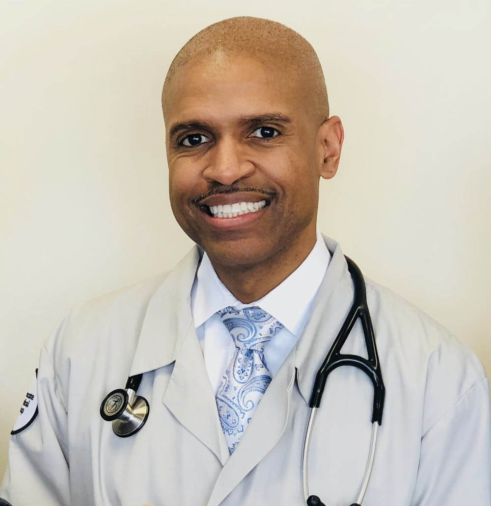 Dr. Tony Hampton