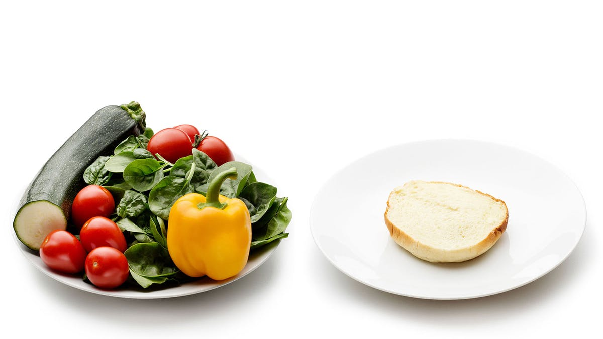 20 y 50 gramos de carbohidratos en diferentes maneras