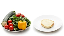 20 y 50 gramos de carbohidratos de diferentes maneras