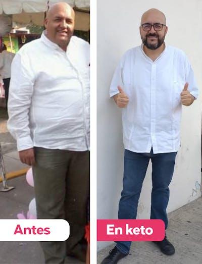 Historia de éxito: Juan Carlos