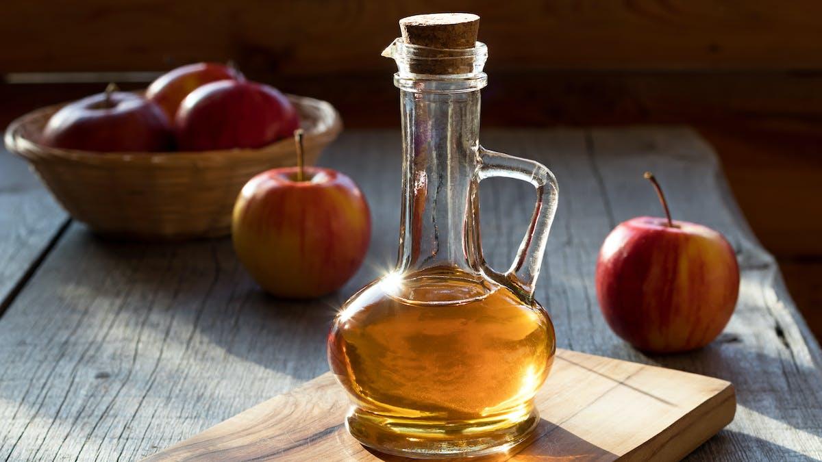 Vinagre de manzana: los pros y los contras