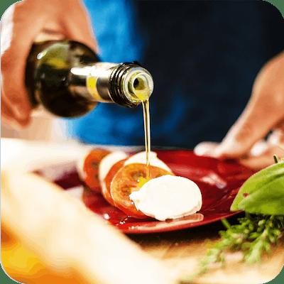 Comer más grasa en la dieta keto