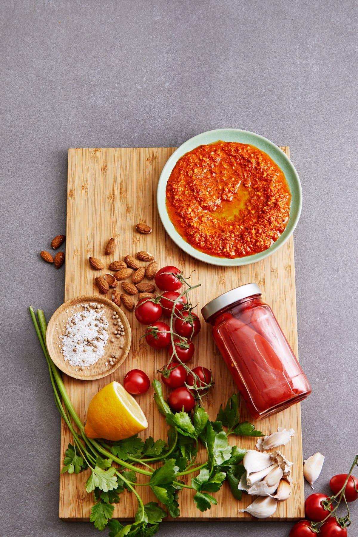 Salsa romesco