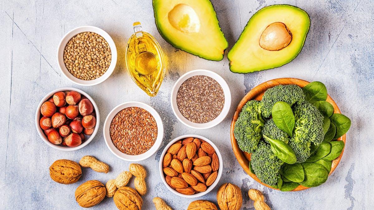 15 alimentos con alto contenido de fibra que son bajos en carbohidratos