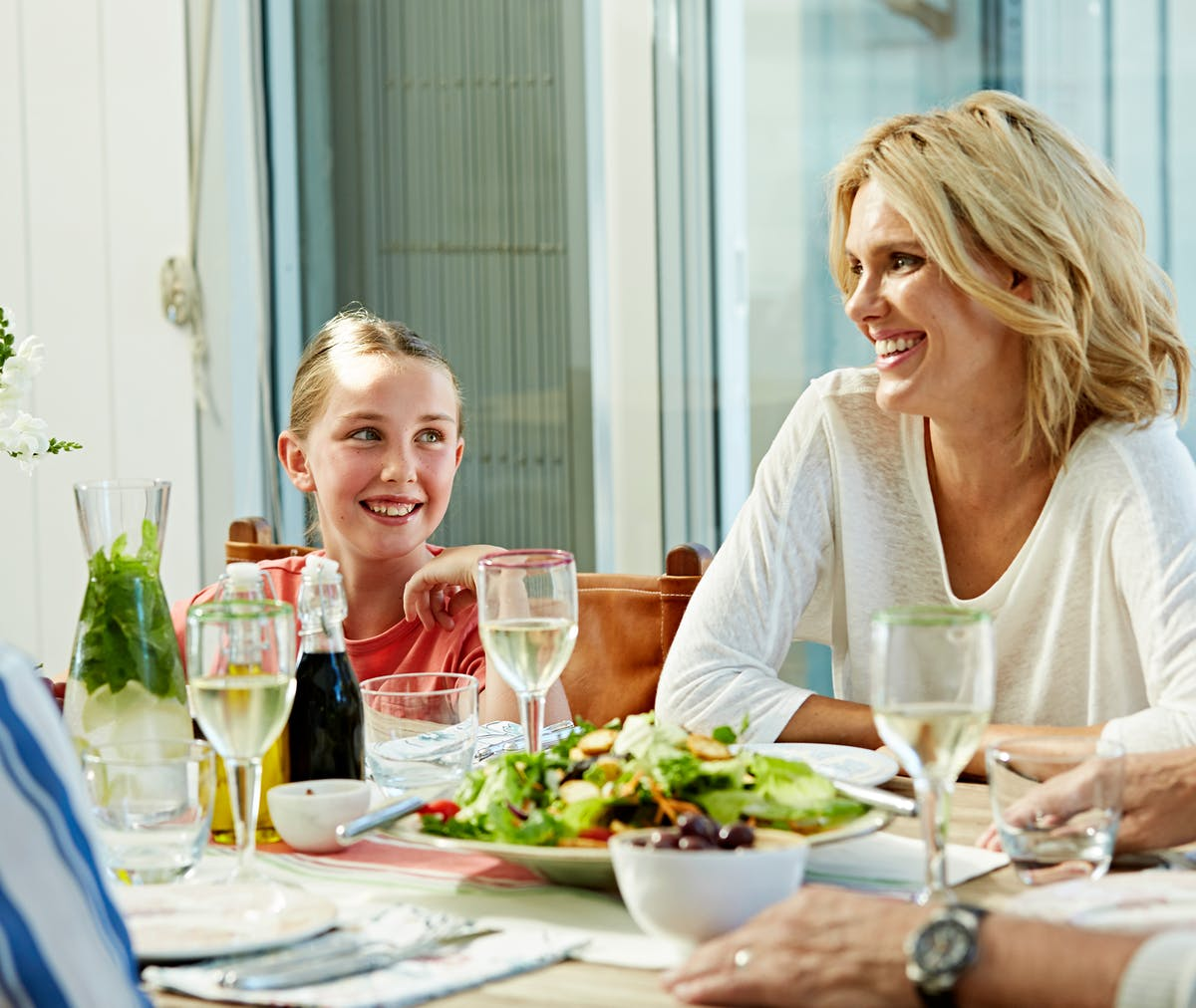 Comidas familiares low-carb y keto