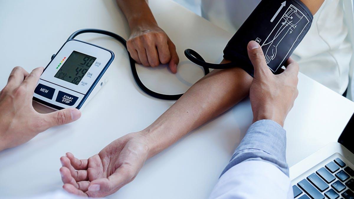 Presión arterial baja: todo lo que necesitas saber al respecto