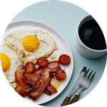 Huevos low-carb