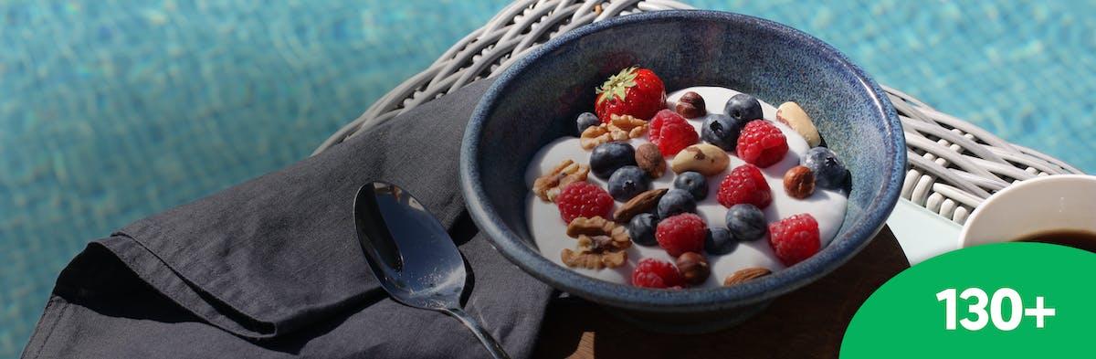 Desayunos low-carb y cetogénicos