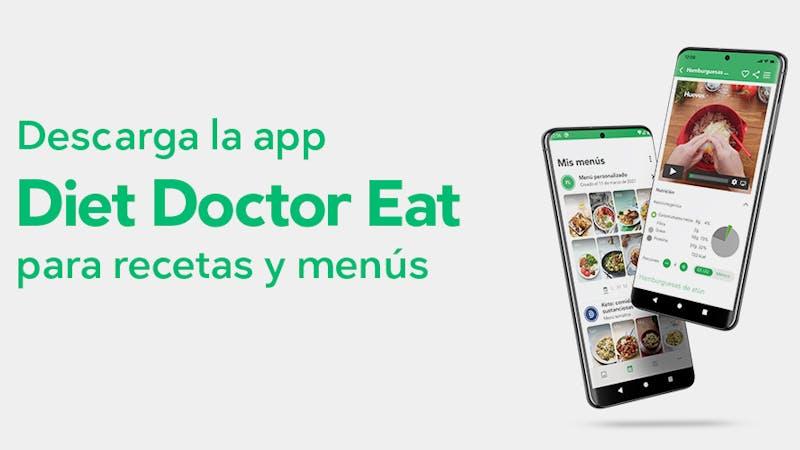 App Diet Doctor Eat