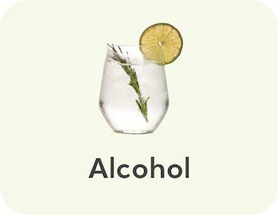 alcohol keto