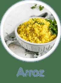 arroz keto
