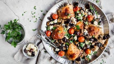 Las mejores recetas low-carb y keto con pollo