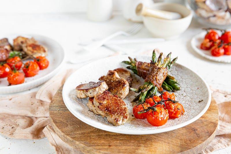 Ejemplo de comida alta en proteínas
