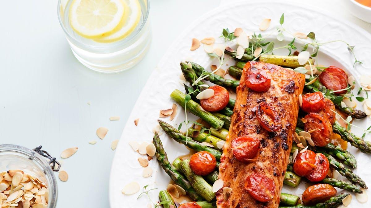 Recetas keto y bajas en carbohidratos con pescado y mariscos