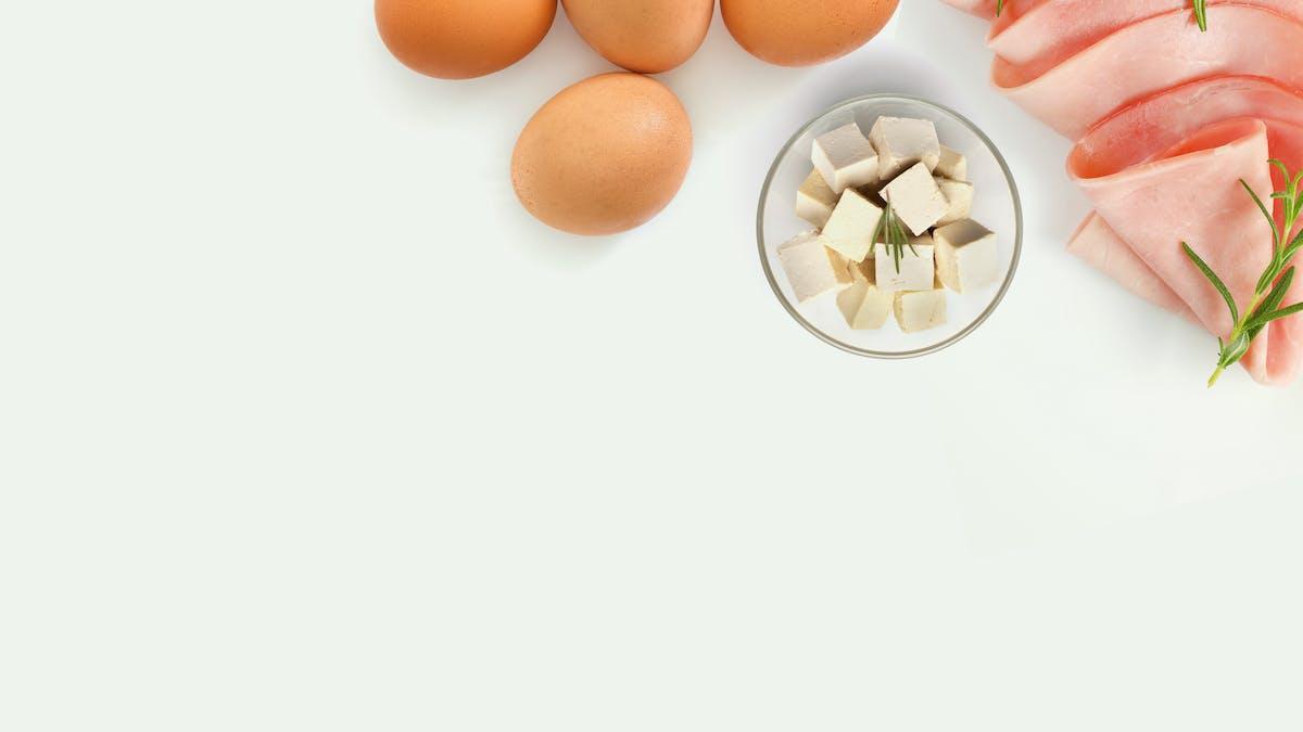 Los 21 snacks altos en proteínas