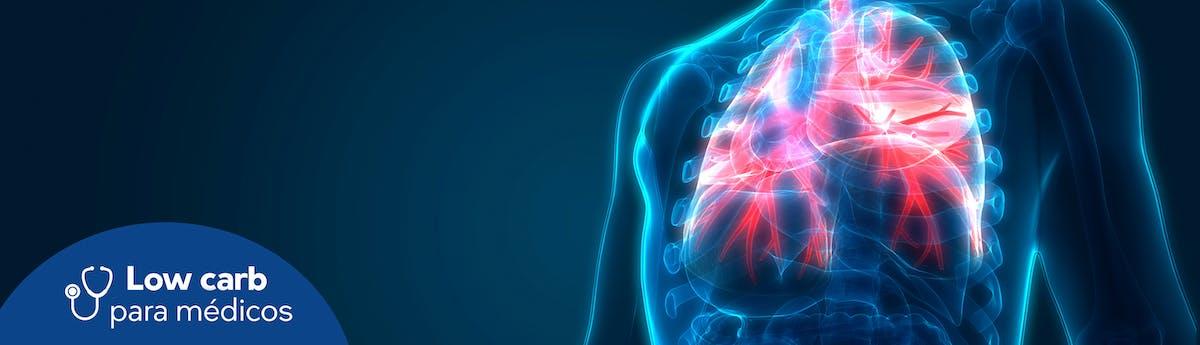 ¿Pueden las dietas bajas en carbohidratos ayudar con la enfermedad pulmonar?