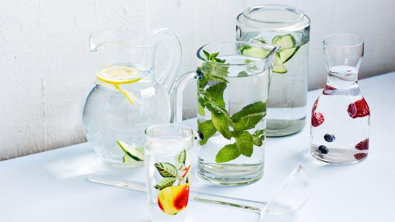 agua-saborizada-en-una-dieta-keto